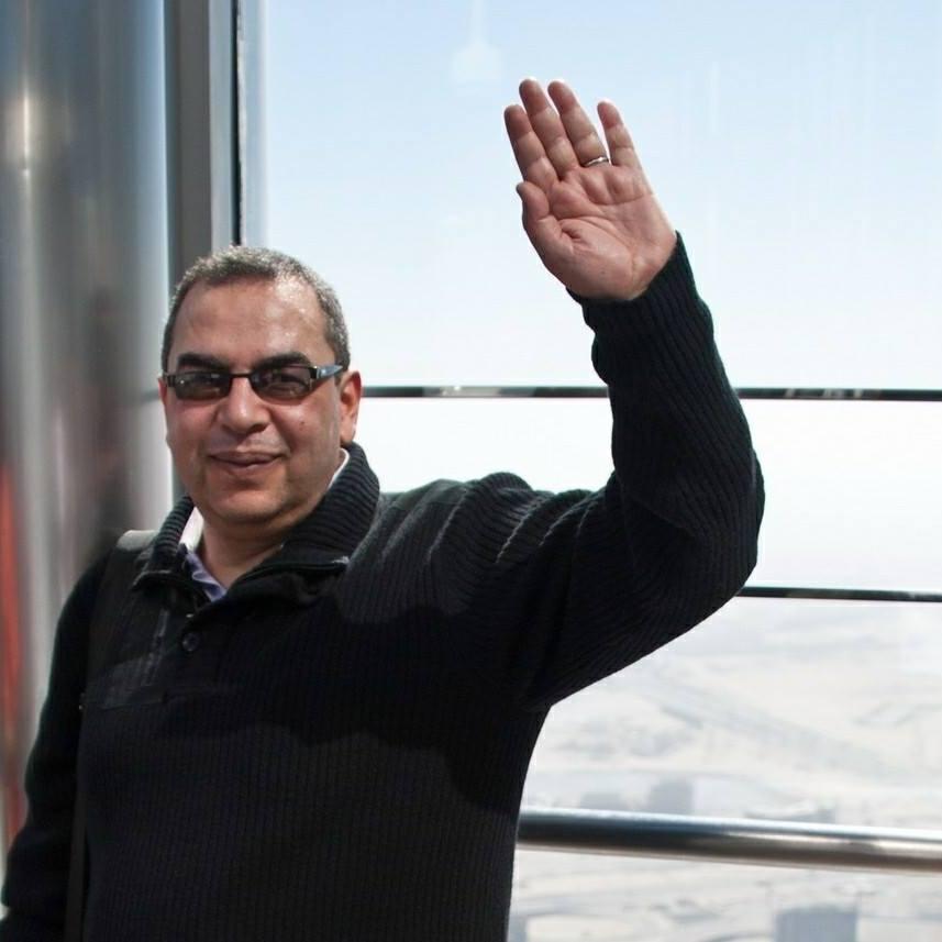 العراب أحمد خالد توفيق