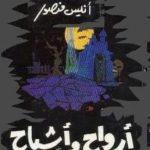 كتاب أرواح وأشباح - أنيس منصور